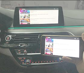 5 Mirrorlink авто