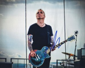 Art Alexakis in-person autographed photo Everclear