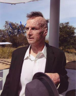 Denis O'Hare in-person autographed photo