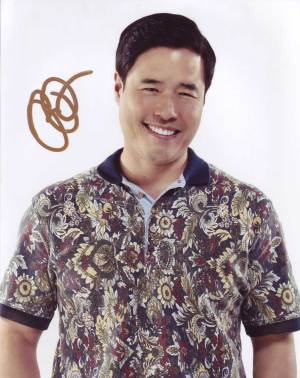 Randall Park in-person autographed photo