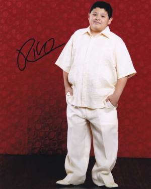 Rico Rodriguez in-person autographed photo