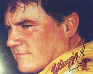 Terry Labonte in-person autographed photo