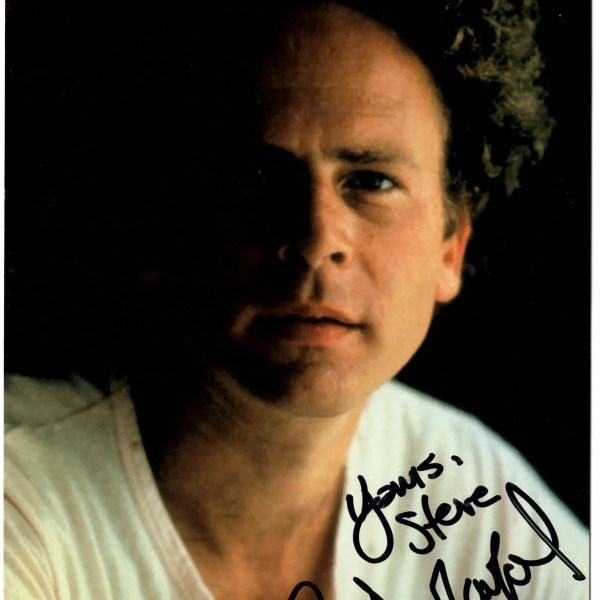 Art Garfunkel Autographs signed photo
