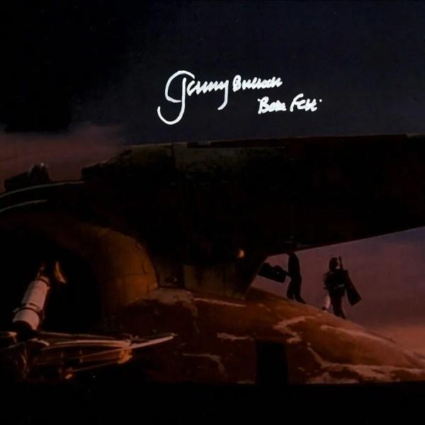 Jeremy Bulloch Autograph for sale | Star Wars Boba Fett
