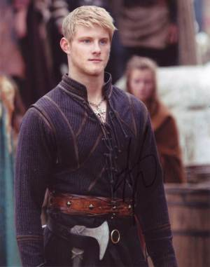 Alexander Ludwig in-person autographed photo
