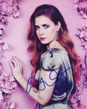 Amy Adams in-person autographed photo