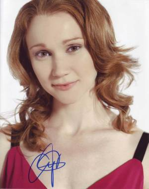 Amy Sloan In-Person autographed photo