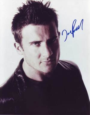 Dominic Purcell in-person autographed photo