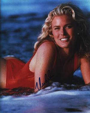 Vendela sexy in-person Autographed Photo