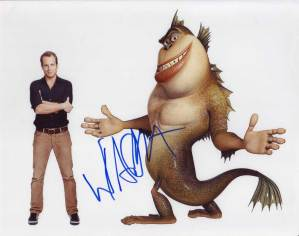 Will Arnett in-person autographed photo