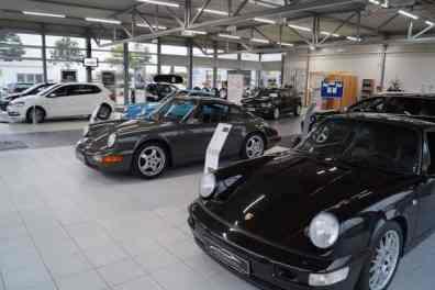 Autohaus Halstenberg - Porsche