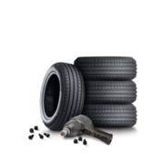 Räder und Reifen ICON