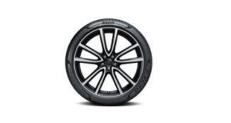 Audi Sommer-Kompletträder 5-Arm-Avius-design 21''