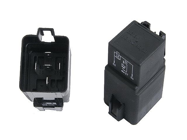 URO Parts LNA6706AA Multi Purpose Relay; Micro Plug Relay