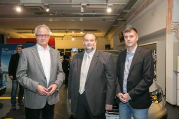 Michael Gold, Reinhard Lehner, Valentin Slomo