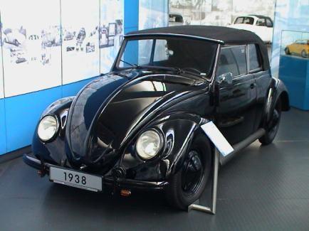 VW Beetle History pic2