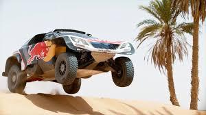 rally dakar Team Peugeot Total 01