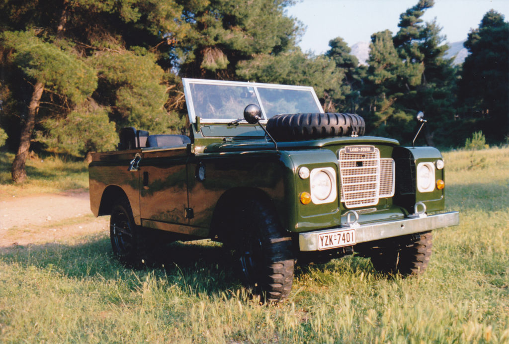 Land Rover Series III SWB 02