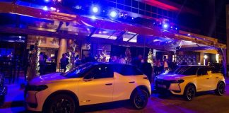 DS Automobile Store Opening