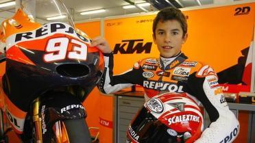 Marc-Marquez 2009