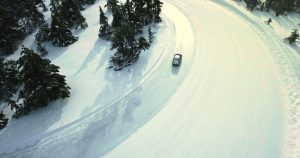 Winter testing Ford EV_01