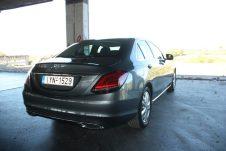 Mercedes-Benz C180 Auto 012