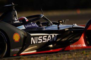 Nissan e.dams Formula E 4