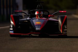 Nissan e.dams Formula E 2