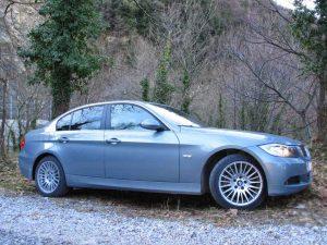 BMW 325i (E90) MY 2007