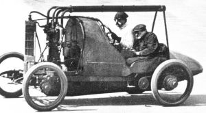 Peugeot motorcycle Lion 1909