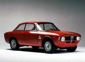 Alfa romeo Giulia GTA 1965