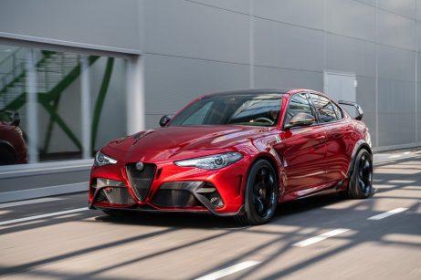 Alfa romeo Giulia GTA 2020 0