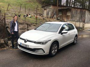 Volkswagen Golf 1,5 TSi autoholix 1436