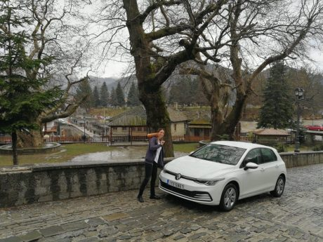 Volkswagen Golf 1,5 TSi autoholix 093