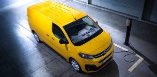 Opel Vivaro-e 00