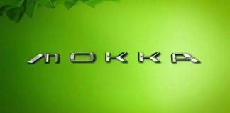 Opel mokka logo