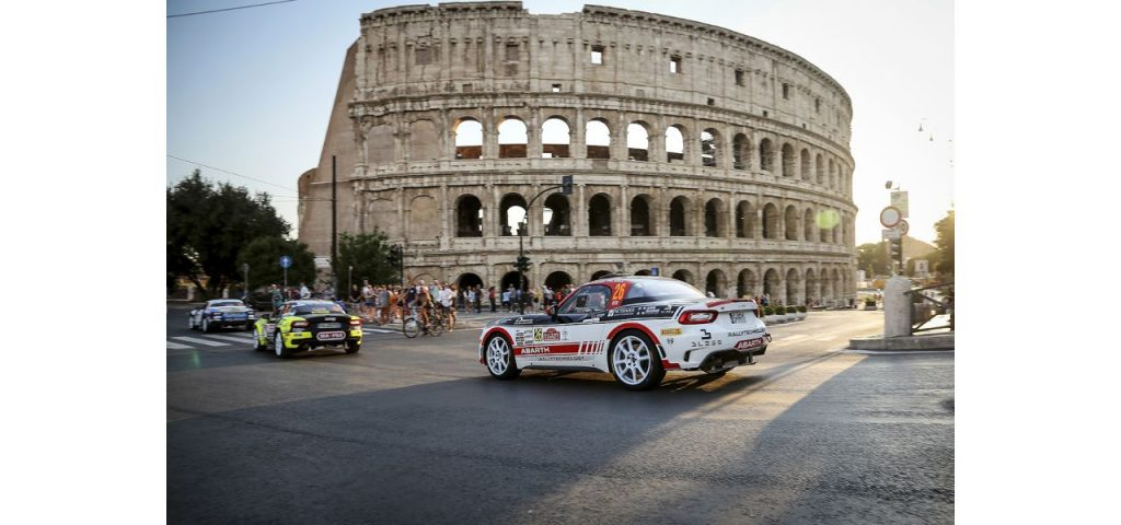 Abarth Rally Cup 2020
