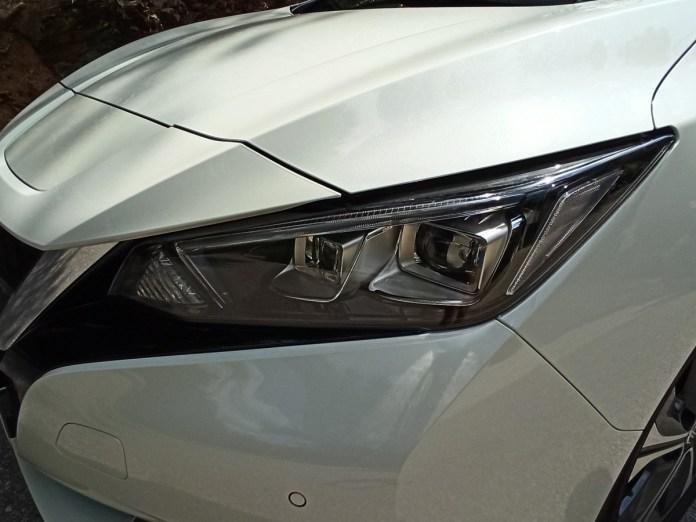Nissan Leaf autoholix 29