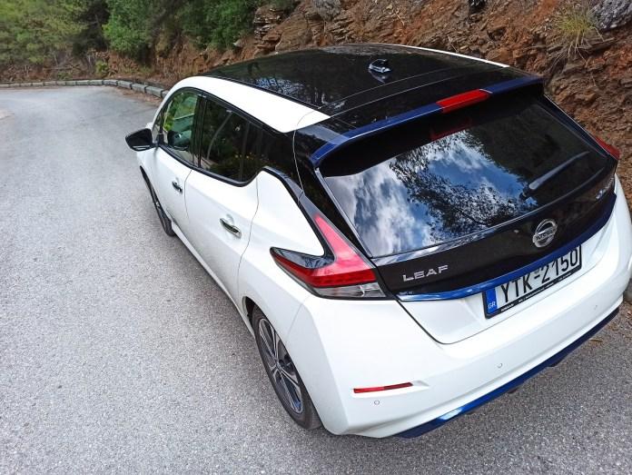 Nissan Leaf autoholix 32
