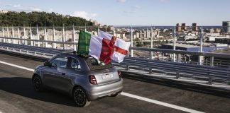 Fiat 500 San Giorgio