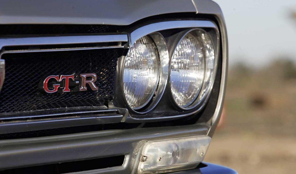 nissan 1969 Skyline GT-R 01