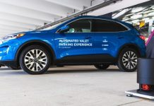 Ford Automated Valet Parking 0
