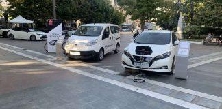 Nissan συμμετέχει στην Ευρωπαϊκή Εβδομάδα Κινητικότητας της Λάρισας