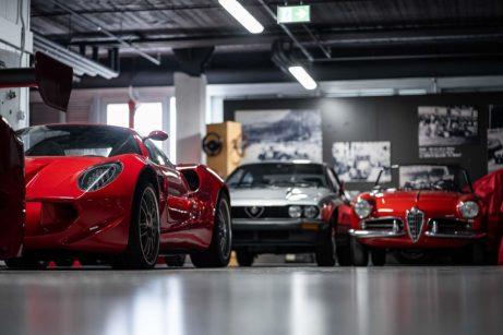 Alfa Romeo Museo Collection 03