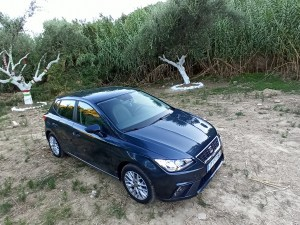 SEAT Ibiza 1.0 TGI autoholix 13