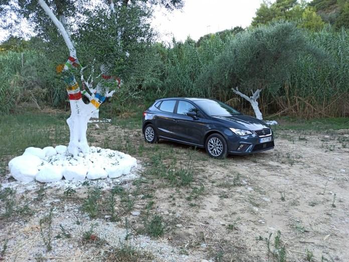 SEAT Ibiza 1.0 TGI autoholix 15