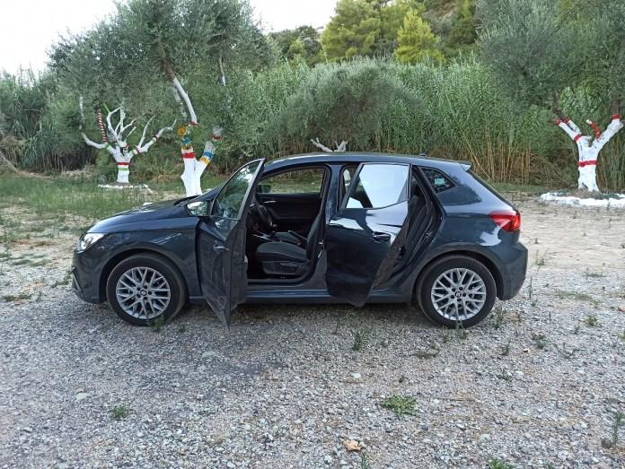 SEAT Ibiza 1.0 TGI autoholix 26