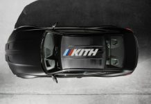 BMW M4 Competition x Kith 2