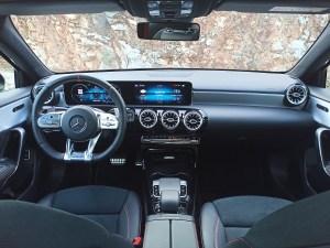 Mercedes AMG A35 sedan 4MATIC 306PS autoholix 2020 022