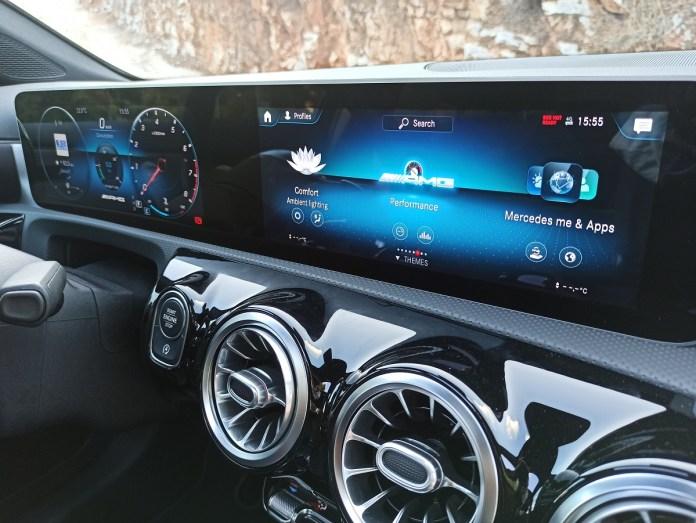 Mercedes AMG A35 sedan 4MATIC 306PS autoholix 2020 027